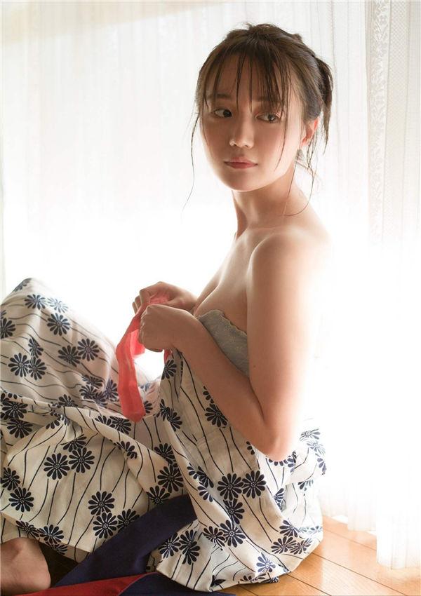尾崎由香写真集《尾崎由香ちゃんの私生活を覗いてみた。》高清全本[36P] 日系套图-第5张