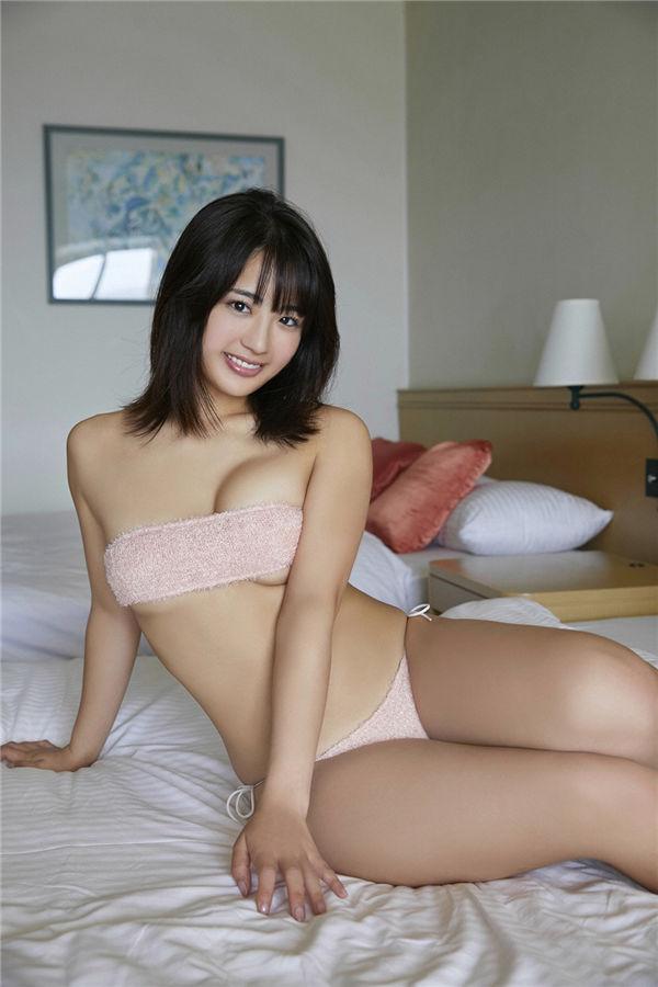 平嶋夏海写真集《[YS Web] 2019-04 Vol.843 Natsumi Hirajima 平嶋夏海》高清全本[125P] 日系套图-第5张