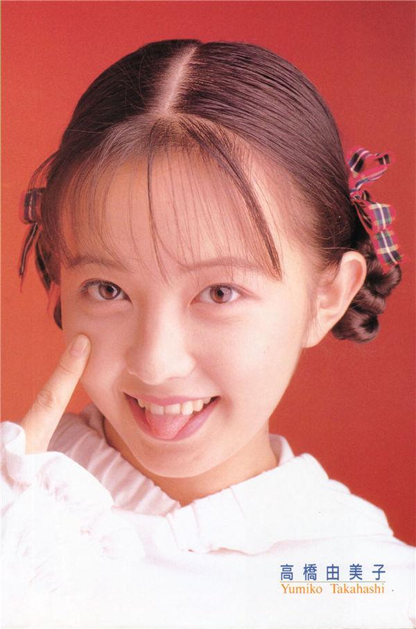 高桥由美子写真集《Yumiko Takahashi Perfect Photo Book》高清全本[70P] 日系套图-第8张