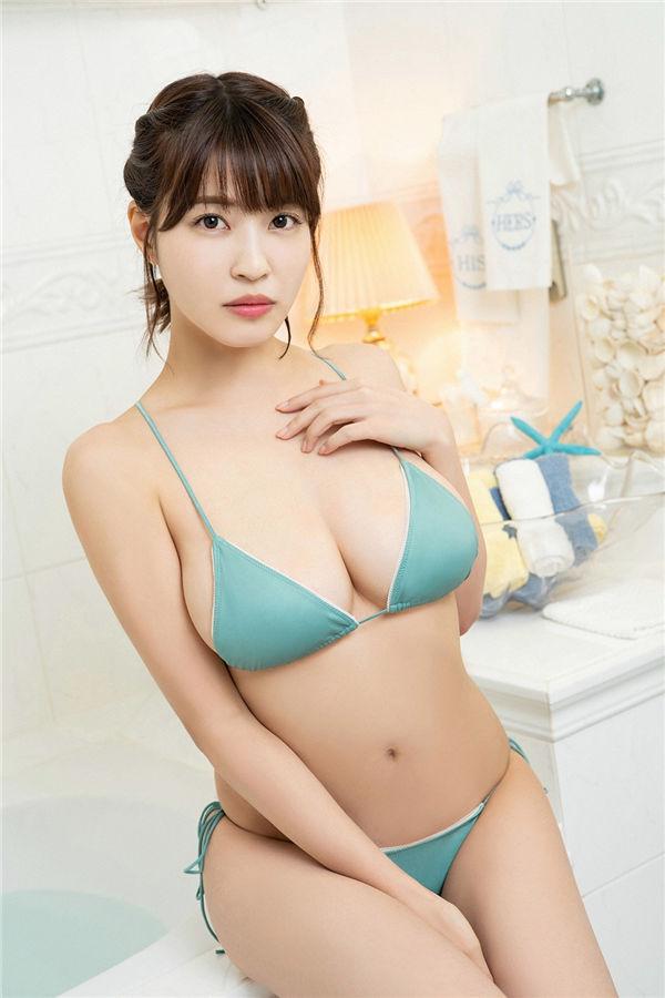 岸明日香写真集《[YS Web] 2019-07 Vol.852 Asuka Kishi》高清全本[100P] 日系套图-第6张