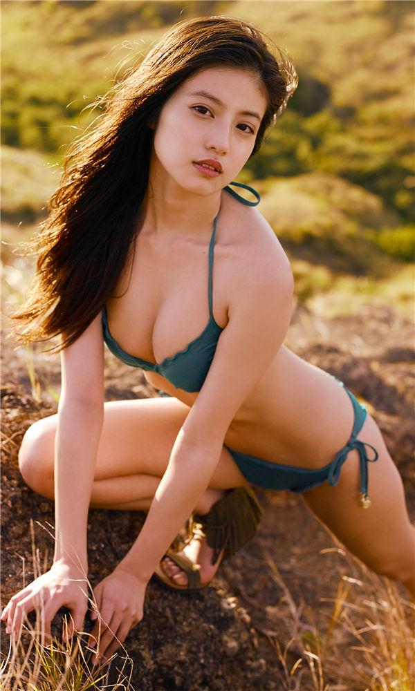 今田美樱写真集《桜の夢》高清全本[67P] 日系套图-第4张