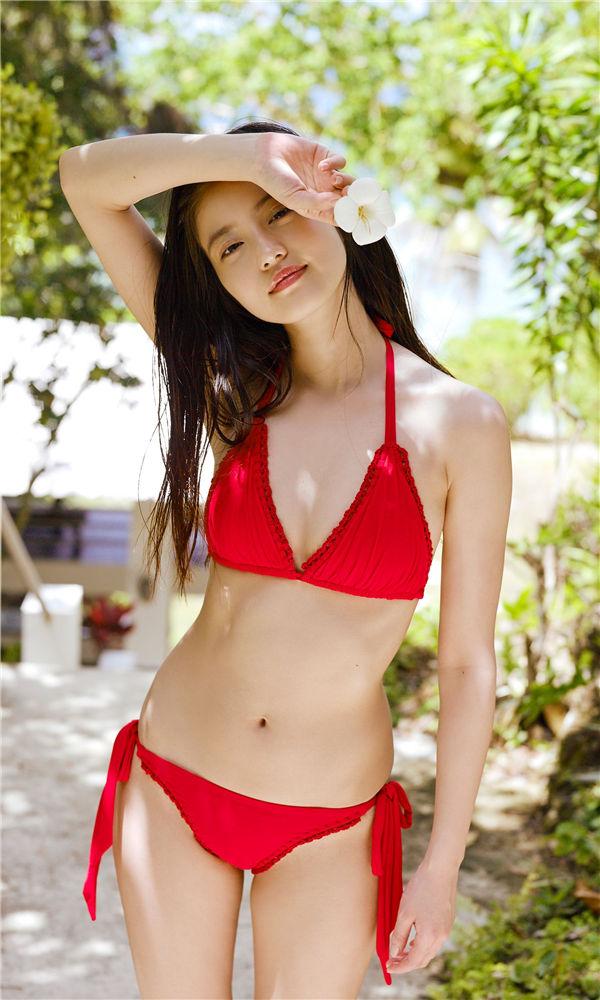 今田美樱写真集《桜の夢》高清全本[67P] 日系套图-第7张