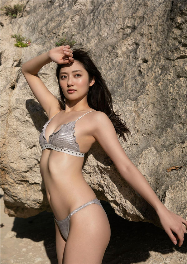 奥山和纱写真集《Brilliant Body》高清全本[38P] 日系套图-第3张