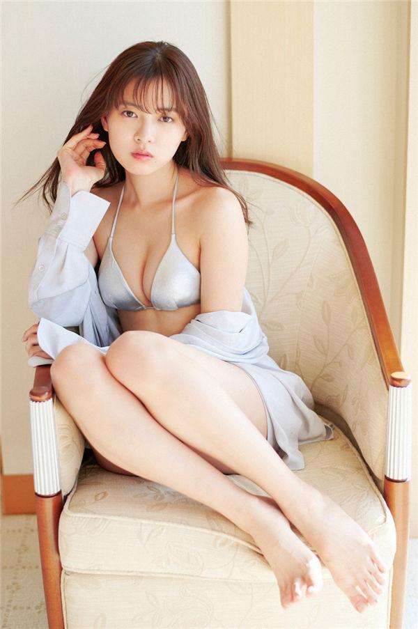新条由芽写真集《[WPB-net] Extra EX893 Yume Shinjo 新條由芽 - シンデレラは道半ば》高清全本[60P] 日系套图-第6张