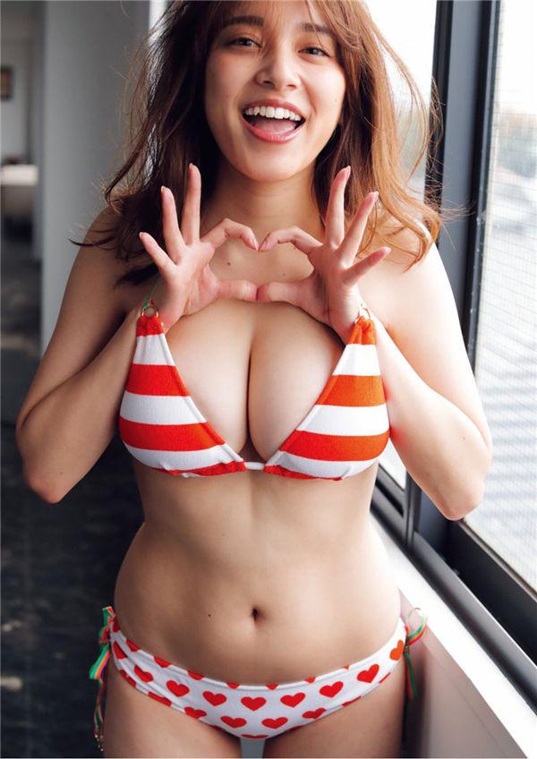 都丸纱也华写真集《はぁとまる♡》高清全本[112P] 日系套图-第6张