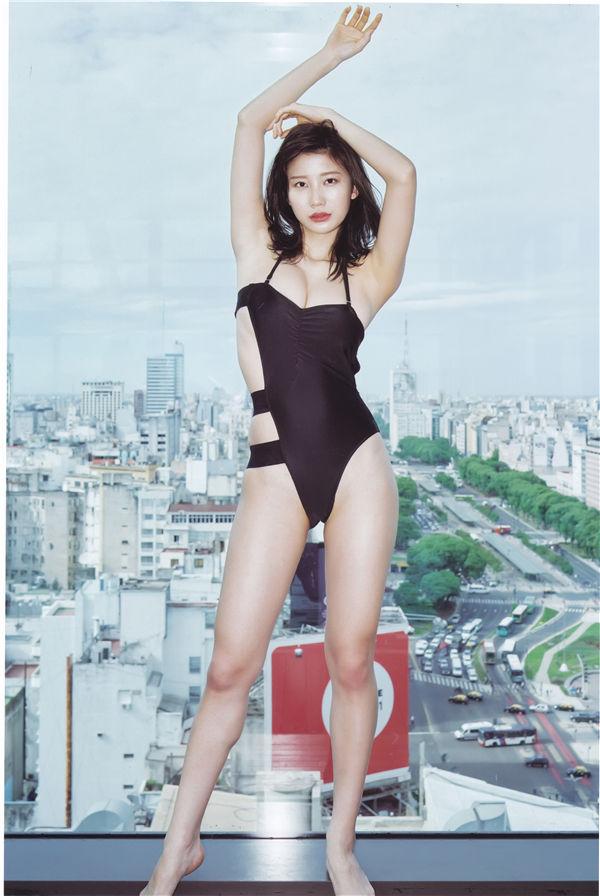小仓优香2nd写真集《じゃじゃうま》高清全本[160P] 日系套图-第4张