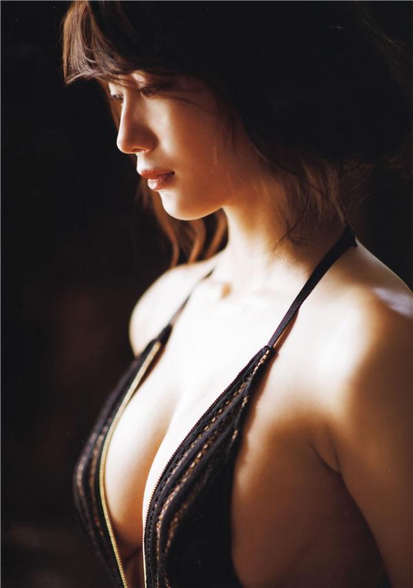 小仓优香2nd写真集《じゃじゃうま》高清全本[160P] 日系套图-第5张