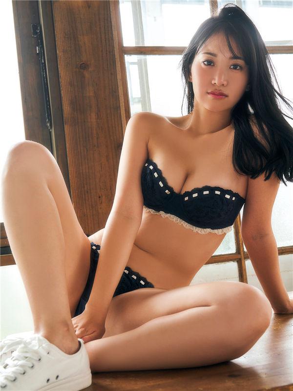 永尾玛利亚写真集《[Sabra.net] 2019.10 Cover Girl Mariya Nagao 永尾まりや『ViVa! マリヤージュ』》高清全本[100P/3V] 日系套图-第4张