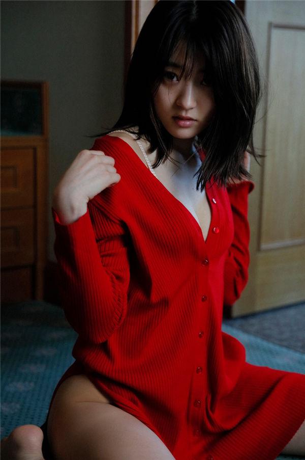吉永亚由里写真集《[WPB-net] Extra EX923 Ayuri Yoshinaga 吉永アユリ - May like 好きかもしれない》高清全本[66P] 日系套图-第6张