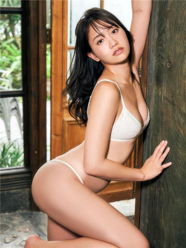 永尾玛利亚写真集《[Sabra.net] 2019.10 Cover Girl Mariya Nagao 永尾まりや『ViVa! マリヤージュ』》高清全本[100P/3V] 日系套图-第7张