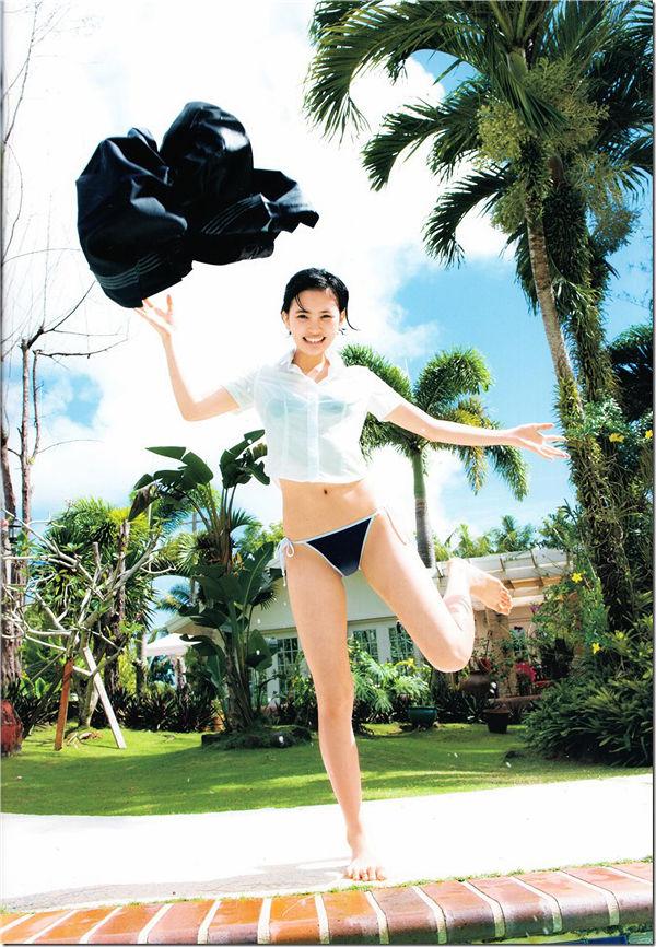 儿玉遥1ST写真集《ロックオン》高清全本[94P] 日系套图-第4张
