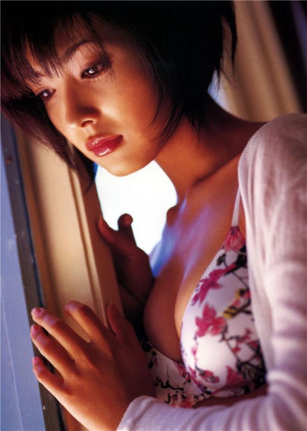 平山绫写真集《はるか》高清全本[79P] 日系套图-第2张
