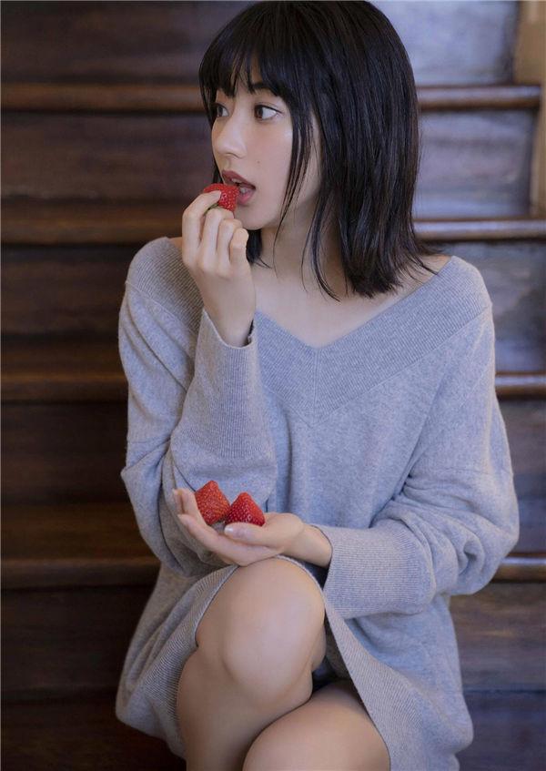 武田玲奈写真集《RENARENA》高清全本[37P] 日系套图-第3张