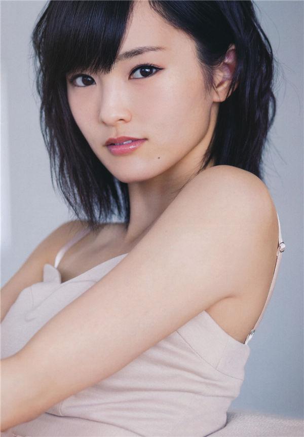 AKB48写真集《AKB48総選挙公式ガイドブック2014》高清全本[148P] 日系套图-第2张