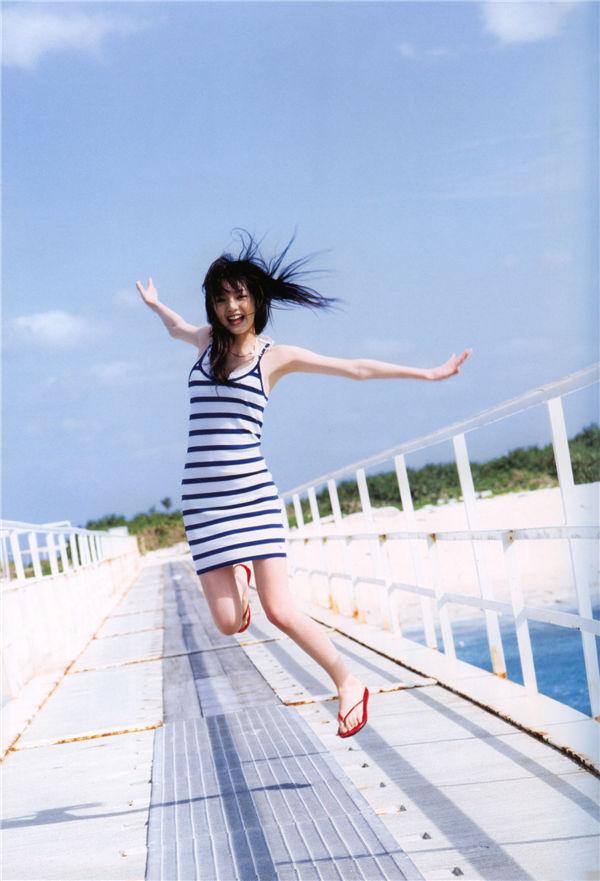 道重沙由美写真集《憧憬》高清全本[76P] 日系套图-第3张