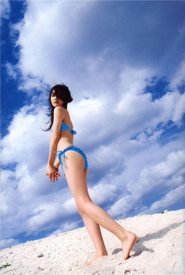 道重沙由美写真集《憧憬》高清全本[76P] 日系套图-第6张