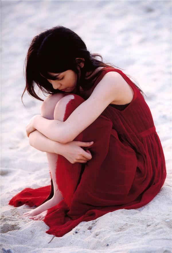 道重沙由美写真集《憧憬》高清全本[76P] 日系套图-第2张