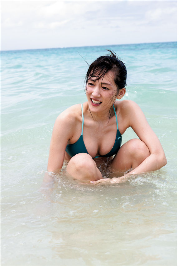 绫濑遥写真集《ハルカノイセカイ 02》高清全本[142P] 日系套图-第9张