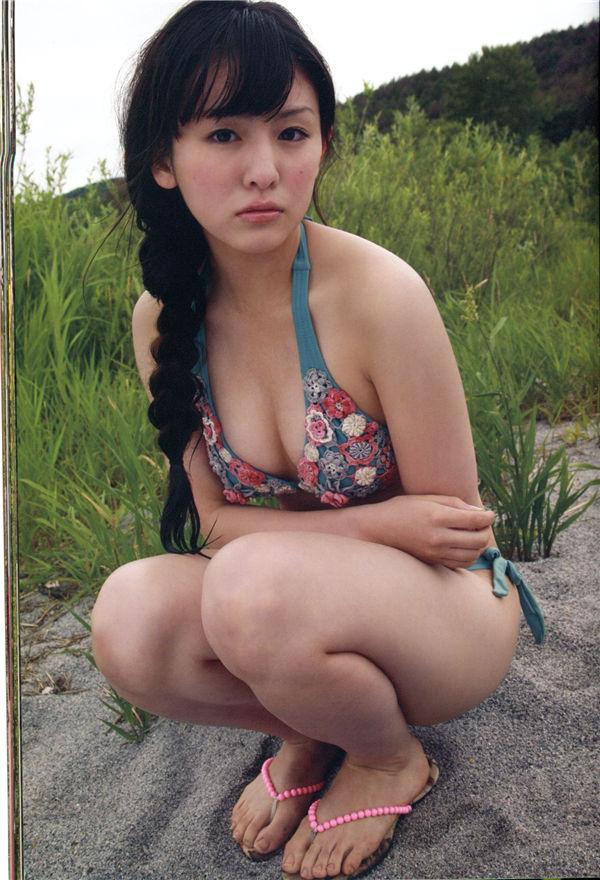 菅谷梨沙子写真集《梨想》高清全本[90P] 日系套图-第5张