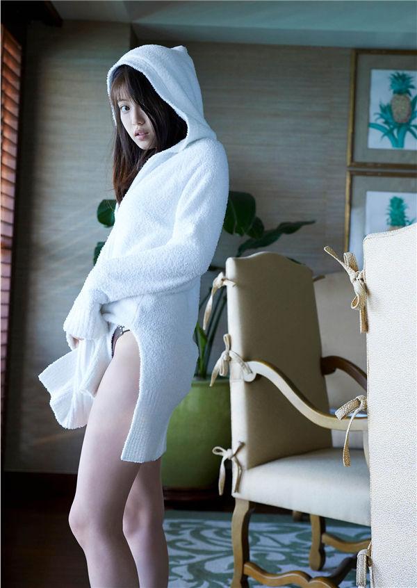 今田美樱写真集《スタミナ》高清全本[132P] 日系套图-第6张
