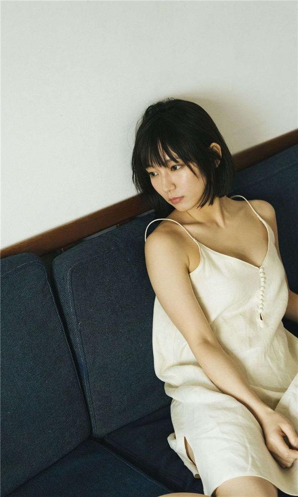 吉冈里帆写真集《カピバラさん。》高清全本[71P] 日系套图-第7张