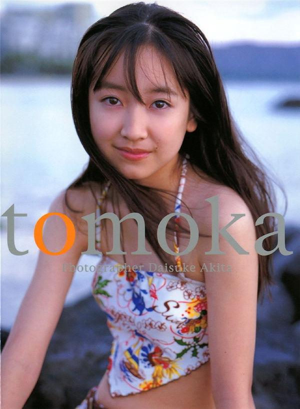 黑川智花写真集《tomoka》高清全本[106P] 日系套图-第1张