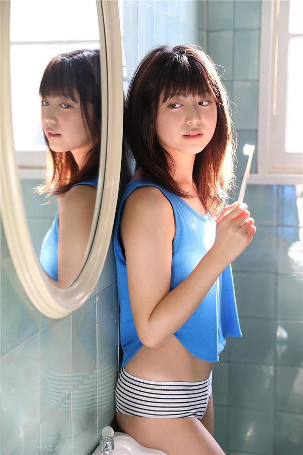 吉田莉樱写真集《イノセンス》高清全本[41P] 日系套图-第2张