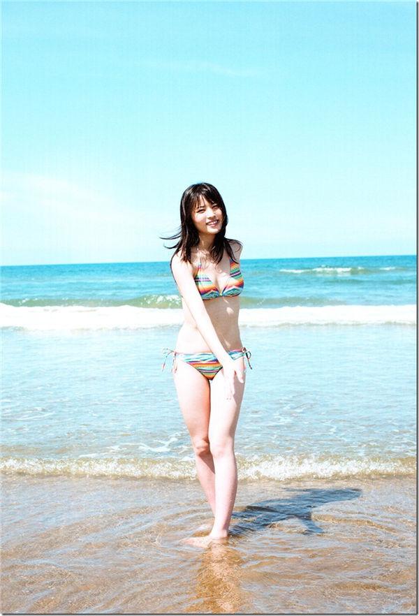 矢岛舞美写真集《ハタチ》高清全本[80P] 日系套图-第5张