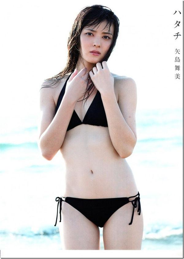 矢岛舞美写真集《ハタチ》高清全本[80P] 日系套图-第1张