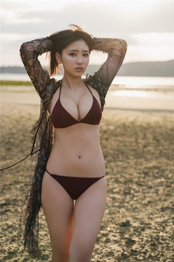 泽口爱华写真集《[WPB-net] No.253 Aika Sawaguchi 沢口愛華 – Starting Line スタートライン》高清全本[229P/31V] 日系套图-第7张