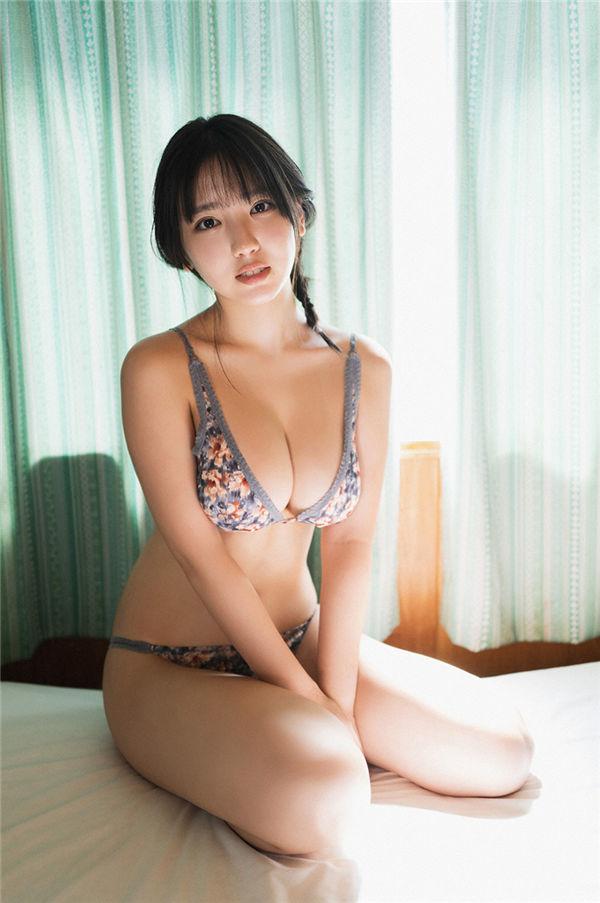 泽口爱华写真集《[WPB-net] No.253 Aika Sawaguchi 沢口愛華 – Starting Line スタートライン》高清全本[229P/31V] 日系套图-第8张