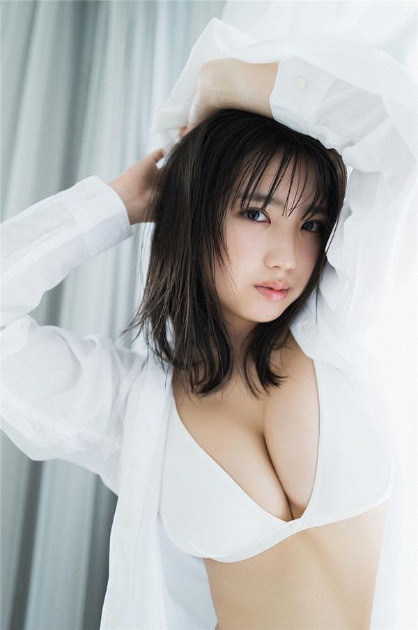 泽口爱华写真集《[WPB-net] No.253 Aika Sawaguchi 沢口愛華 – Starting Line スタートライン》高清全本[229P/31V] 日系套图-第2张