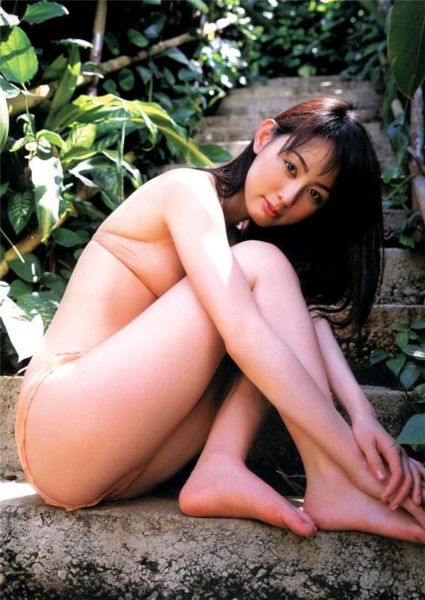 秋山莉奈写真集《失楽園 〜RINA、オトナへの決意〜》高清全本[118P] 日系套图-第3张