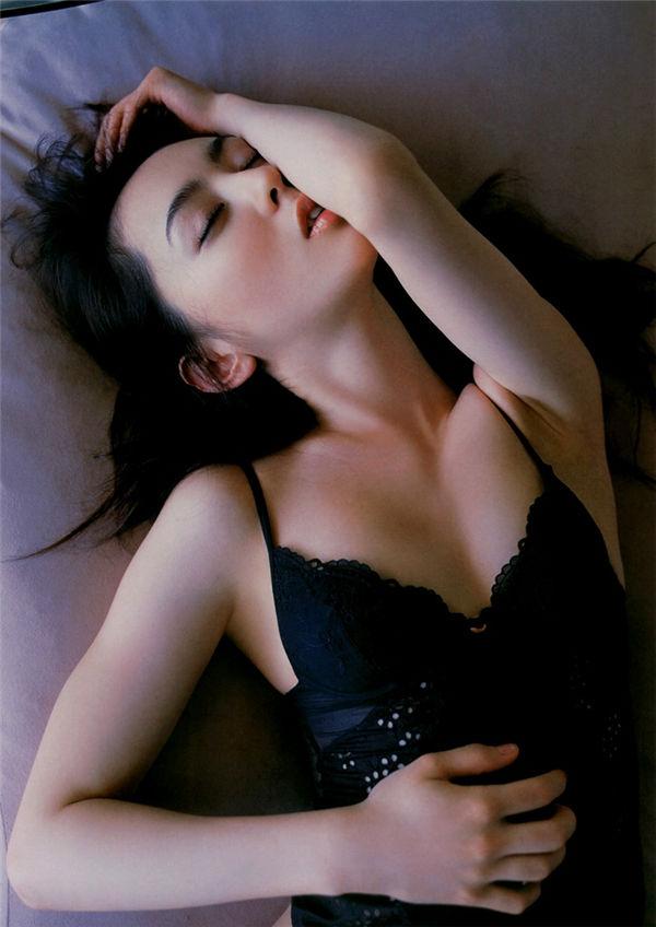 秋山莉奈写真集《失楽園 〜RINA、オトナへの決意〜》高清全本[118P] 日系套图-第7张