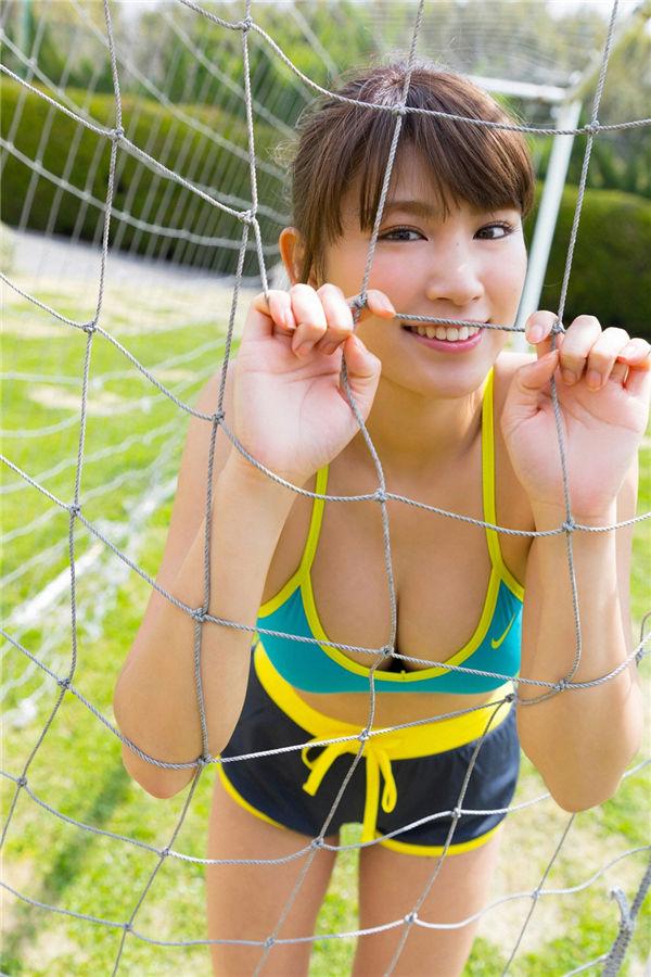 久松郁实写真集《[YS Web] 2018-02-07 Vol.787 Hikumi Hisamatsu 久松郁実 スポコス女王~アンコール~》高清全本[71P] 日系套图-第2张