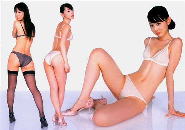 秋山莉奈写真集《失楽園 〜RINA、オトナへの決意〜》高清全本[118P] 日系套图-第9张