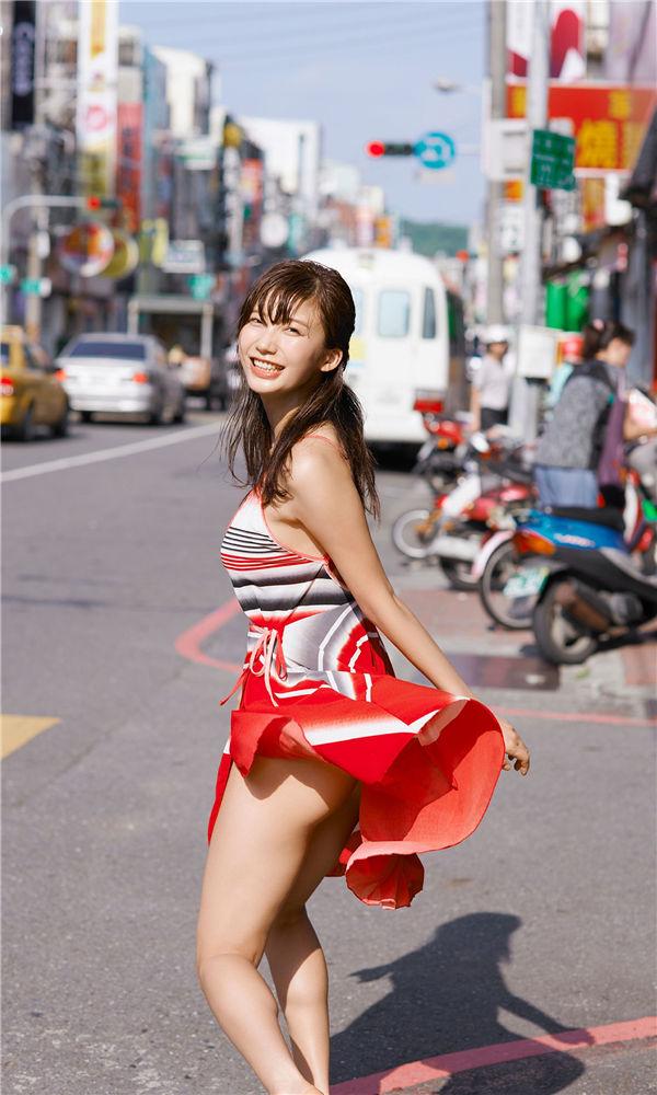 小仓优香写真集《Yuka in Taiwan》高清全本[57P] 日系套图-第2张