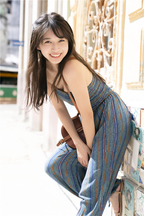 牧野真莉爱写真集《[Hello! Project Digital Books] Vol.204 Maria Makino 牧野真莉愛》高清全本[100P] 日系套图-第2张