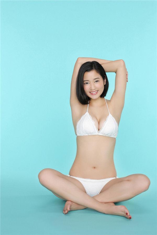 出口亚梨沙写真集《[YS Web] 2018-06-13 Vol.806 Arisa Deguchi 出口亜梨沙 Perfect Body [ビッグコミックスピリッツ グラビアセレクション]》高清全本[63P] 日系套图-第5张