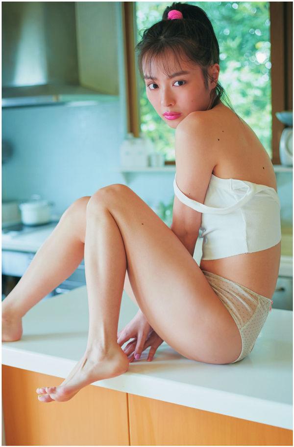 内田理央写真集《PEACH GIRL》高清全本[156P] 日系套图-第2张