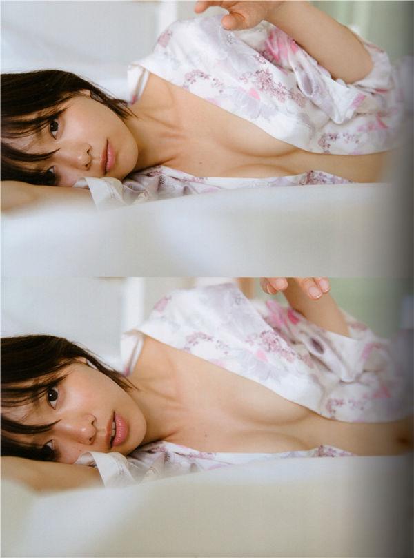 渡边理佐1ST写真集《無口》高清全本[137P] 日系套图-第10张