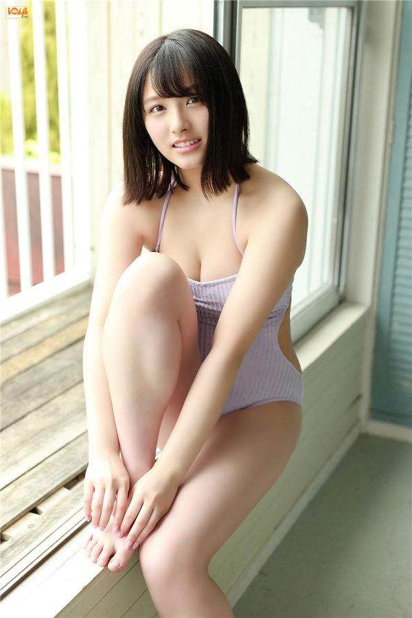 大和田南那写真集《[BOMB.tv] 2019.06 Nana Owada 大和田南那》高清全本[64P] 日系套图-第3张