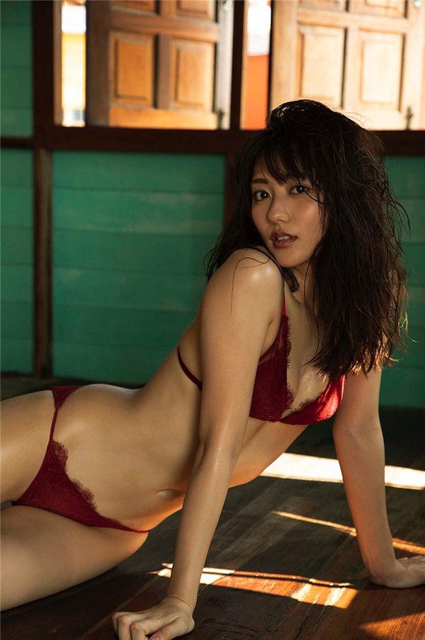 奥山和纱写真集《[WPB-net] No.230 Kazusa Okuyama 奥山かずさ - Real Sentai Heroine 戦隊ヒロインのリアル》高清全本[144P] 日系套图-第6张