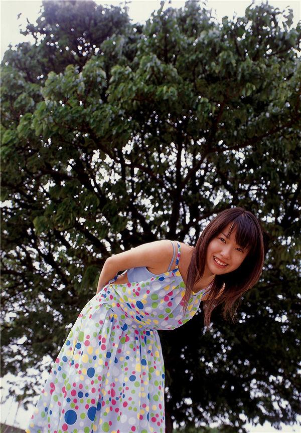 户田惠梨香写真集《生まれた泉》高清全本[97P] 日系套图-第2张