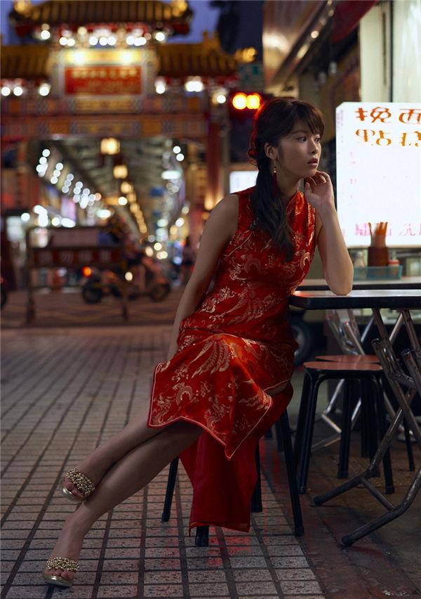 马场富美加写真集《[WPB-net] Extra EX458 馬場ふみか『台湾ハニー』》高清全本[75P] 日系套图-第5张