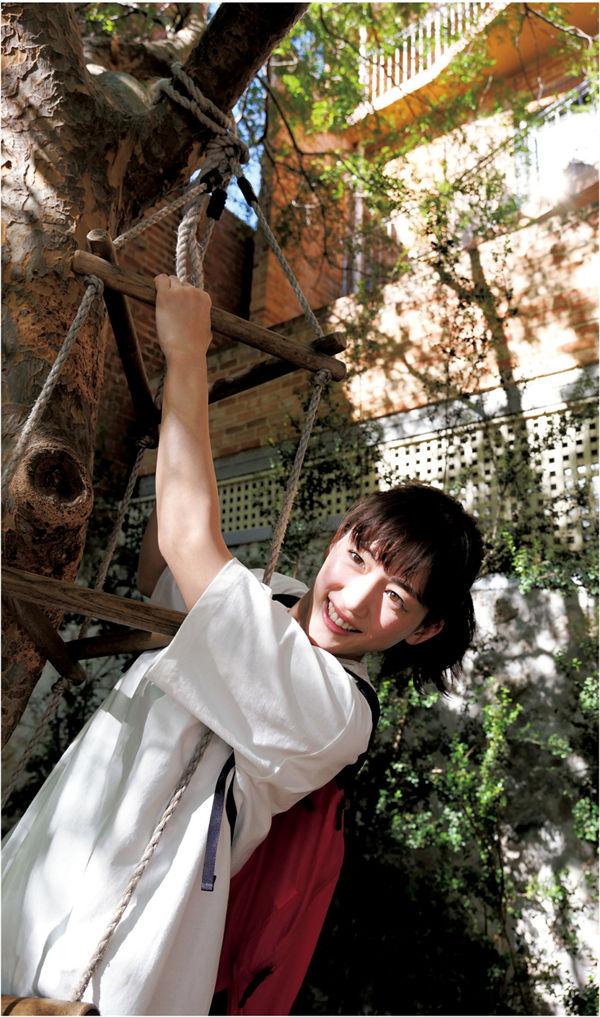 绫濑遥写真集《ハルカノイセカイ04》高清全本[145P] 日系套图-第3张