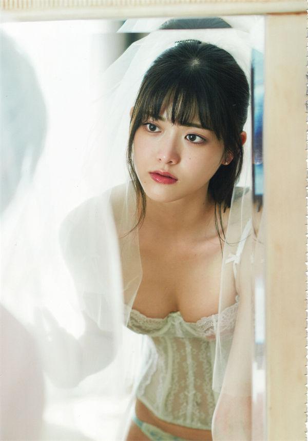 松村沙友理写真集《次、いつ会える?》高清全本[157P] 日系套图-第8张