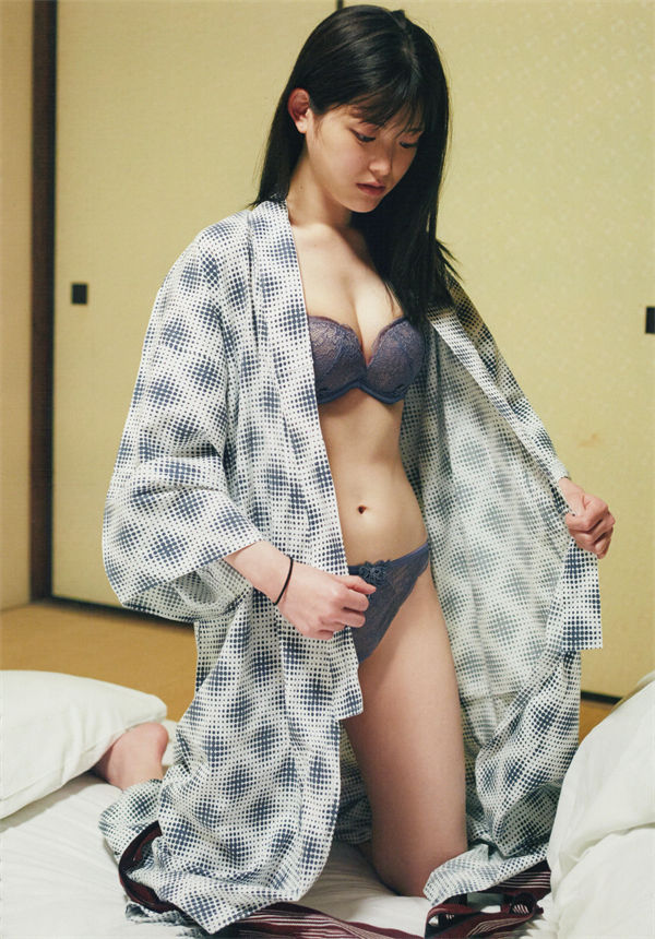 松村沙友理写真集《次、いつ会える?》高清全本[157P] 日系套图-第6张