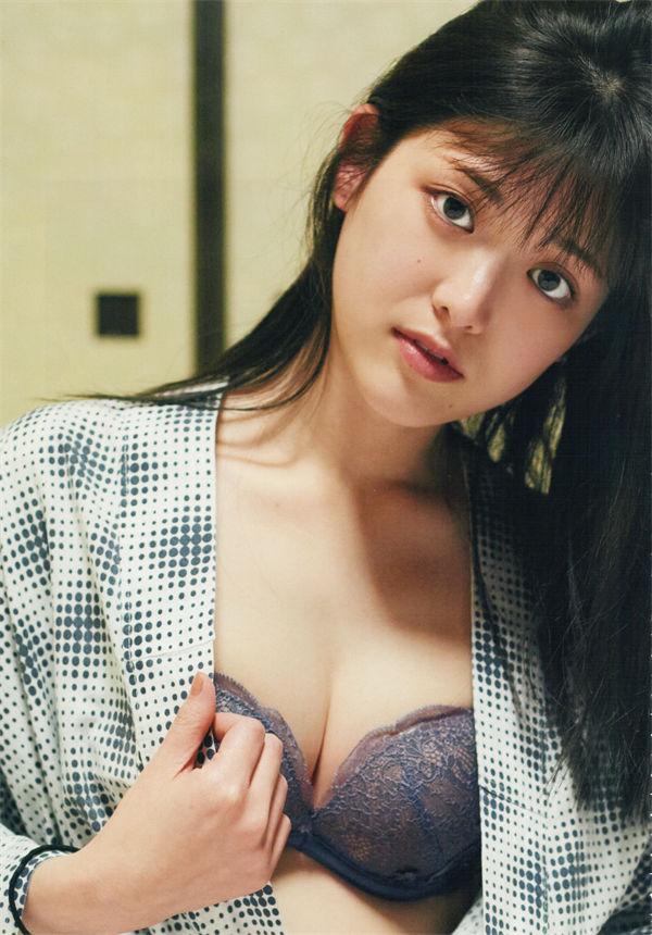 松村沙友理写真集《次、いつ会える?》高清全本[157P] 日系套图-第7张