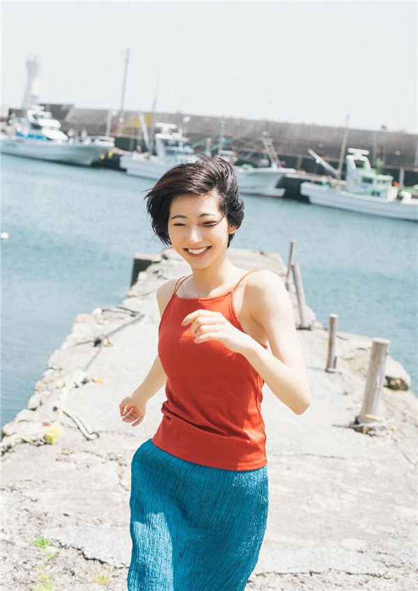 武田玲奈写真集《Gerbera》高清全本[41P] 日系套图-第3张